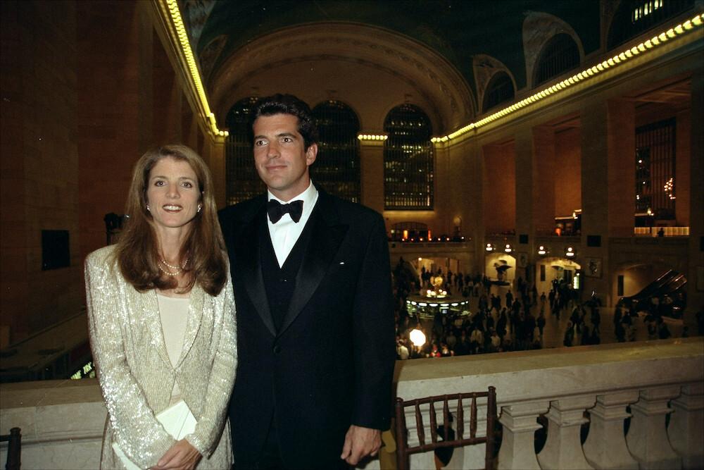 Caroline Kennedy Schlossberg John F. Kennedy Jr.
