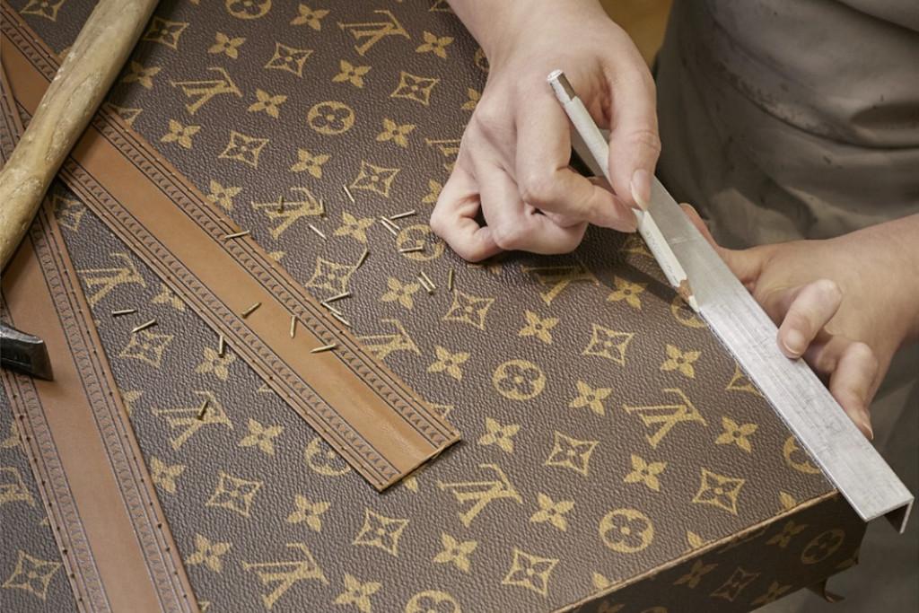 bespoke luxury luggage