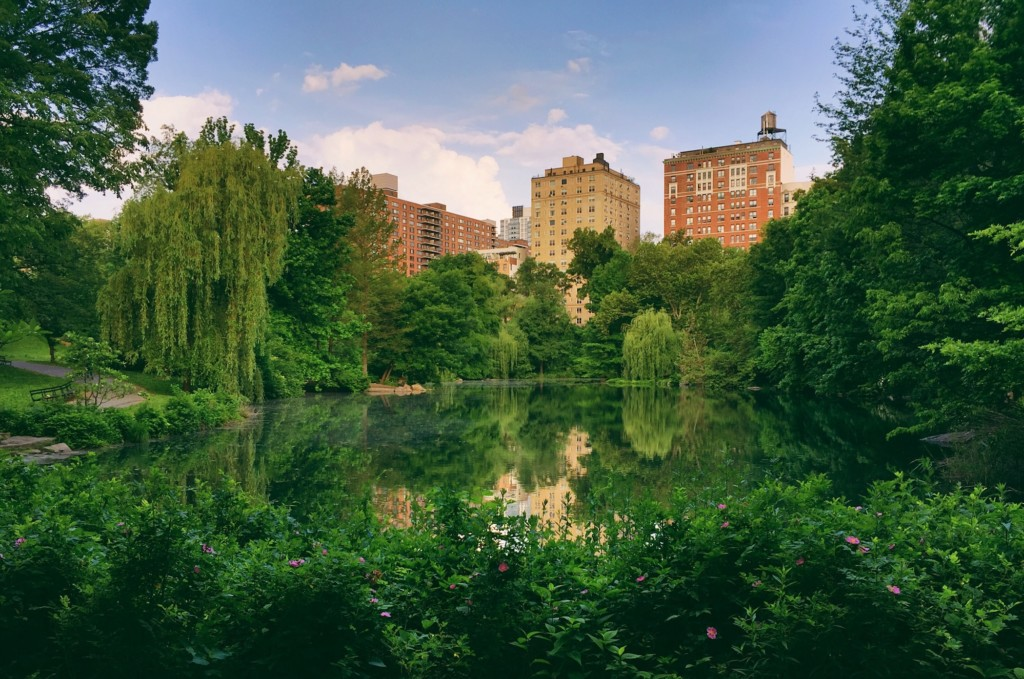 nyc parks and gardens