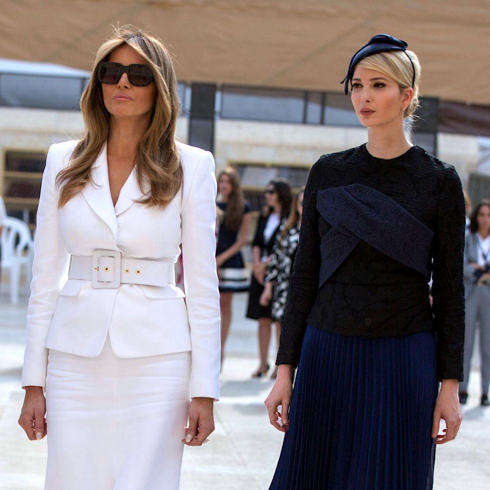Inside Melania Trump S War With Ivanka